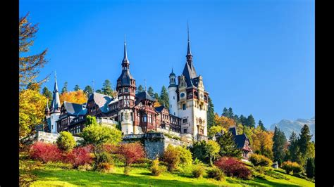 10 Best Places to Visit in Romania - YouTube