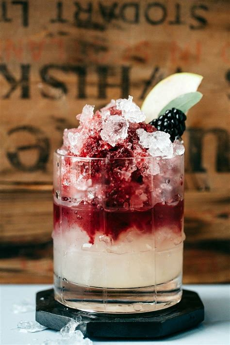 The Italian Bramble (Non-Alcoholic Cocktail) + a Styling
