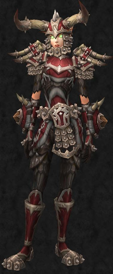 Honorbound Vanguard's Chain (Weekly Recolor)