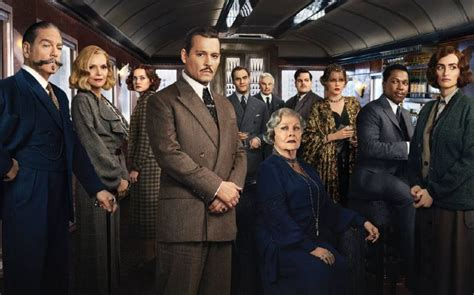 Death on the Nile: Orient Express Sequel in the Works