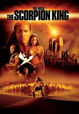 The Scorpion King - YouTube