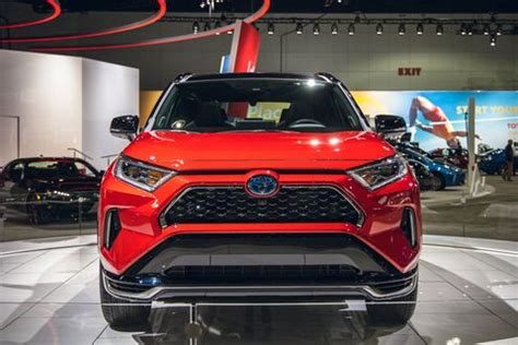2021 Toyota RAV4 Prime Adds Plug-in-Hybrid to Crossover's