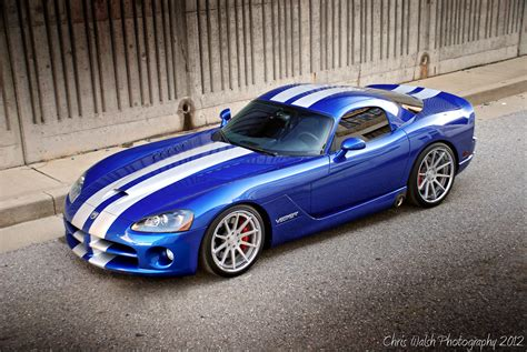 Dodge Viper Lowered on 360 Forged - 6SpeedOnline - Porsche