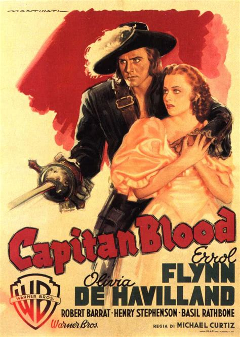 "Classic 30s Movie: ""Captain Blood"" – Go Into The Story"