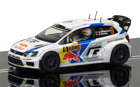 Discontinued - C3633 Scalextric Volkswagen Polo WRC - No
