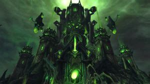 Tomb of Sargeras - Wowpedia - Your wiki guide to the World