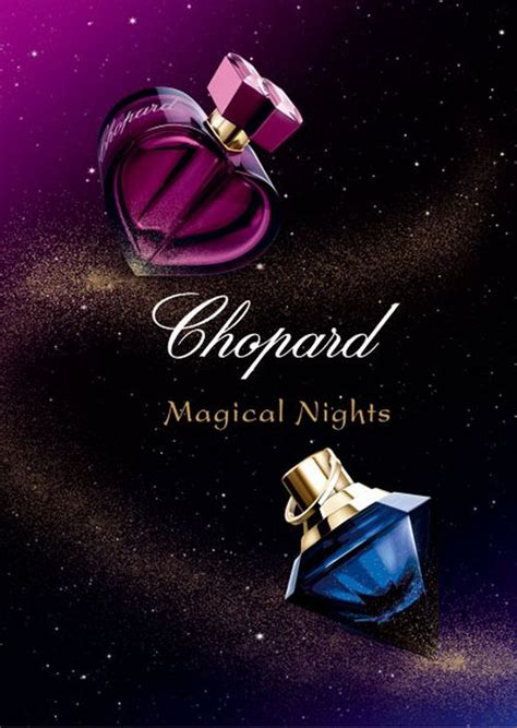Wish Magical Nights Chopard perfume - a fragrance for