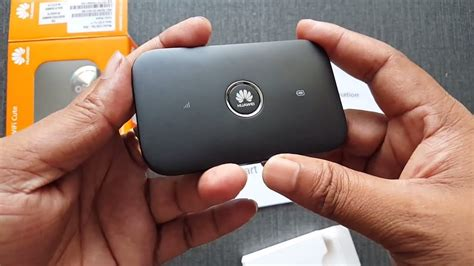 Huawei 4G LTE Mobile WiFi Router Unboxing- All GSM SIM