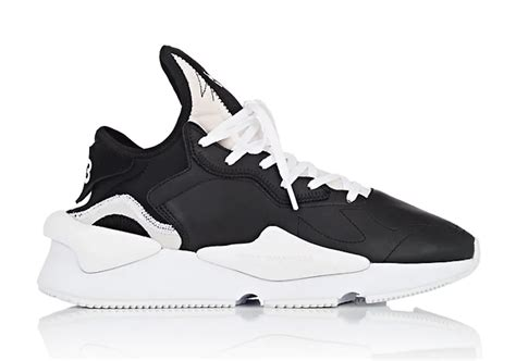 adidas Y-3 Kaiwa Black/White Available Now | SneakerNews