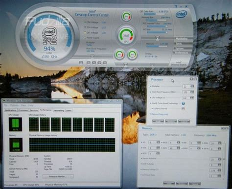 Intel Preps Overclocking Application for its Core i7