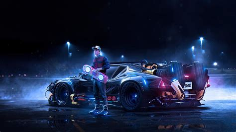 Back to the Future Concept Wallpapers | HD Wallpapers | ID