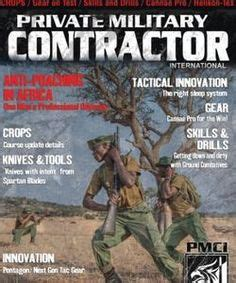 Private Military Contractor International - November 2016