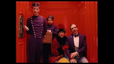 "The Cinematography of ""The Grand Budapest Hotel"" (2014"