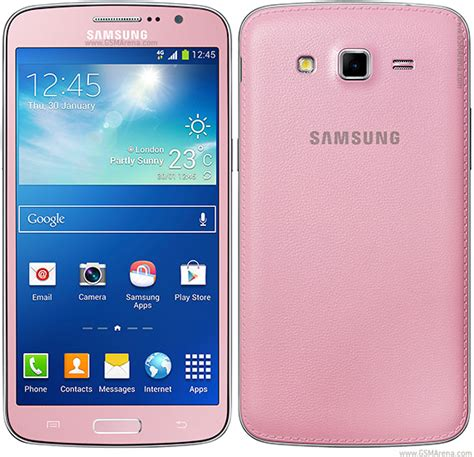 Samsung Galaxy Grand 2 pictures, official photos