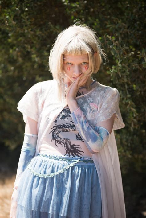 Aurora building an army of love on follow-up to 'Step 2
