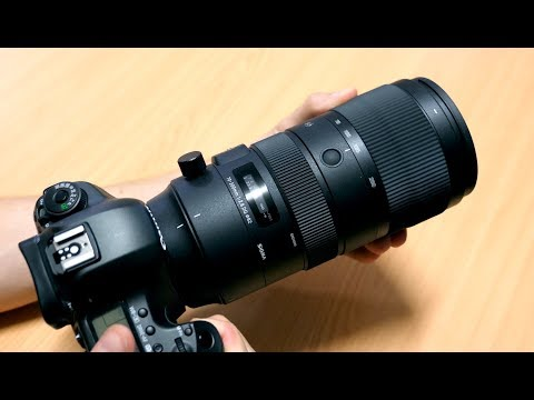 The New Sigma 120-300mm F2