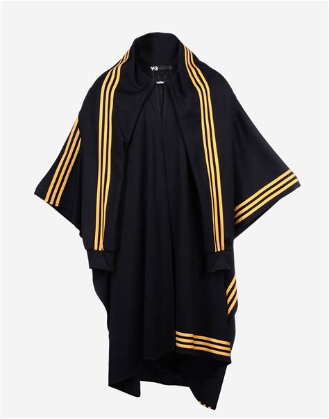 Y 3 Track Poncho for Men | Adidas Y-3 Official Store