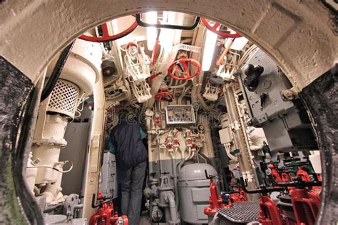 Museum Submarine Ship Editorial Photo - Image: 46357856