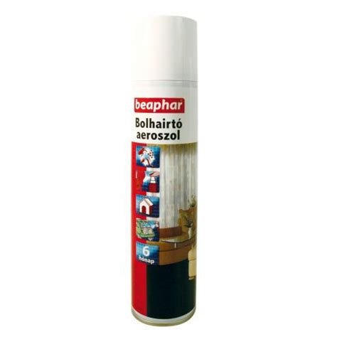 Beaphar Bolhairtó Spray 300Ml 12693