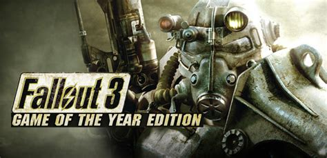 Fallout 3 - Game Of The Year Edition Steam Key for PC