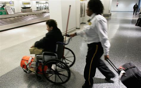 Airline Wheelchair Accidents Harm Disabled | Al Jazeera