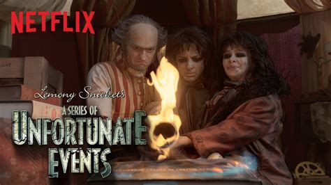 A Series of Unfortunate Events Season 2 | Official Trailer