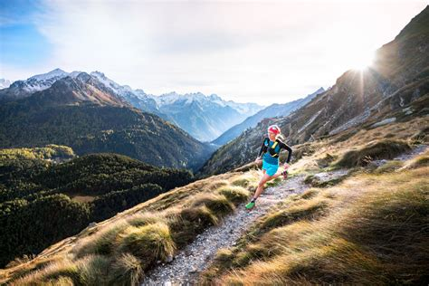 Professional trail running photography for commercial and