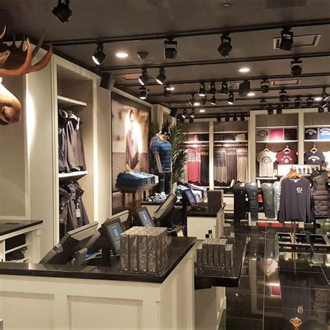 Ted Concept International | ABERCROMBIE & FITCH