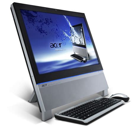 Acer Aspire Z5763 throws 3D into the all-in-one - SlashGear