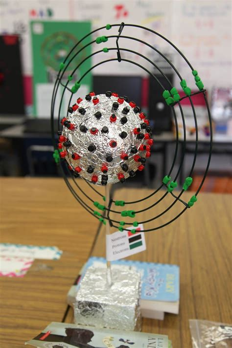 3 Dimensional Atom Projects | Atom project, Atom model