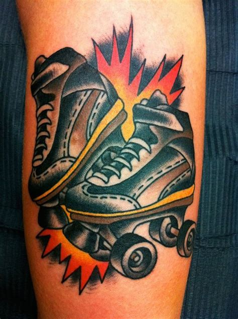 49 best images about Derby Tattoos on Pinterest   Roll on