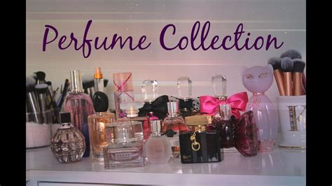My Perfume Collection & My Top Favorites! - YouTube