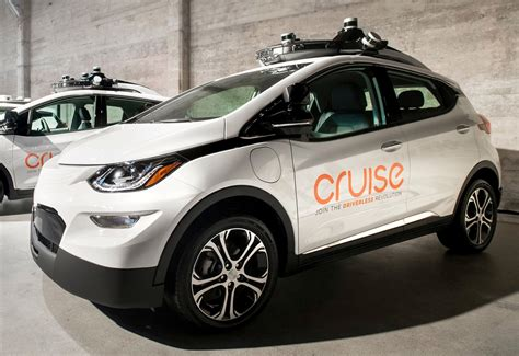 GM's Cruise is preparing for a self-driving future in the