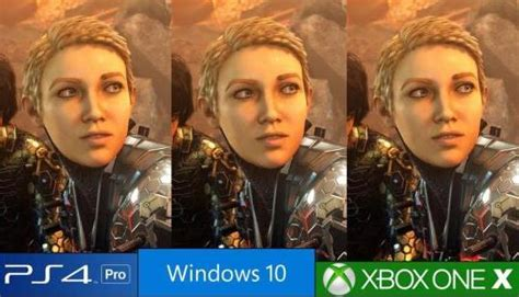 Wolfenstein: Youngblood Graphics Analysis – PS4 Pro vs