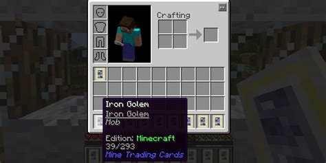 Overview - Mine Trading Cards - Mods - Projects