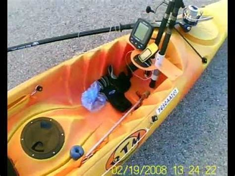 kayak RTM Rotomod Disco - YouTube