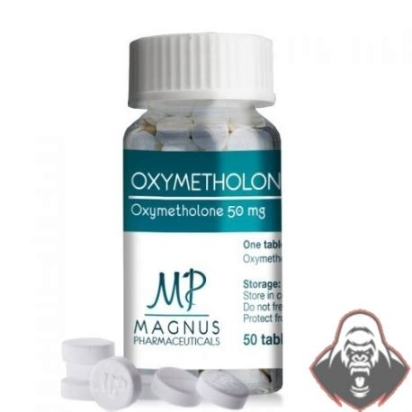 Buy Online Oxymetholone 50mg - Magnus | Steroids Supplements