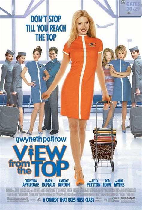 View from the Top Movie Poster (#1 of 2) - IMP Awards