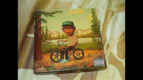 Tyler, the Creator WOLF Deluxe Edition Unboxing - YouTube