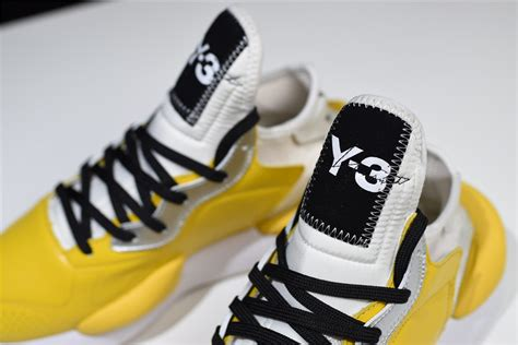 adidas Y-3 Introducing Kaiwa Bright Yellow/White/Black