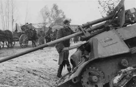 World War Two Daily: October 30, 1941: Guderian Stopped at