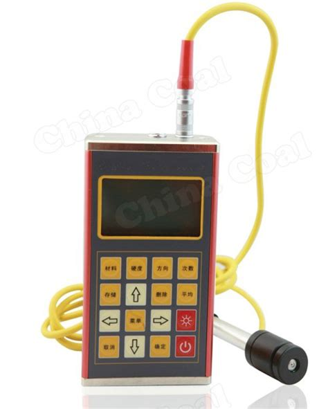 Hl,Hb,Hrb,Hrc,Hra,Hv,Hs Digital Portable Hardness Tester