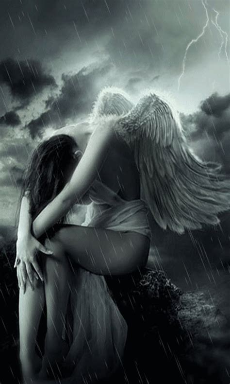 Free Sad Angel Live Wallpape APK Download For Android | GetJar