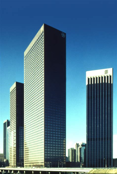 Two Los Angeles skyscrapers featured in retrospect - PPG