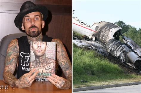 Blink 182's Travis Barker asked friends to kill him after