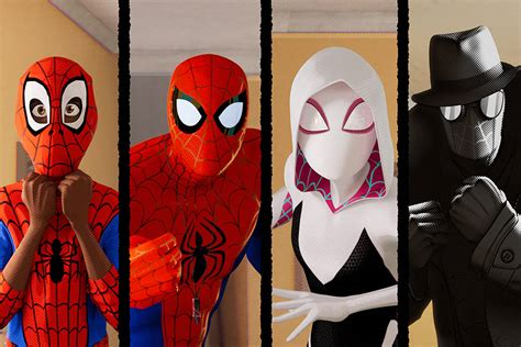 'Spider-Man: Into the Spider-Verse' Gets Caught in Its Own