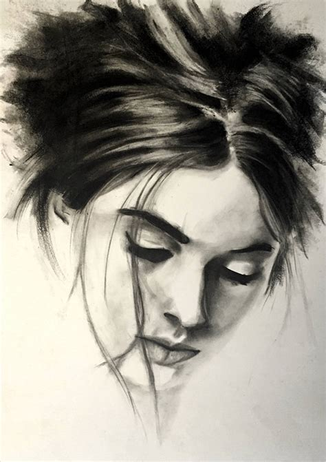30+ Attractive Charcoal Drawing - We Need Fun
