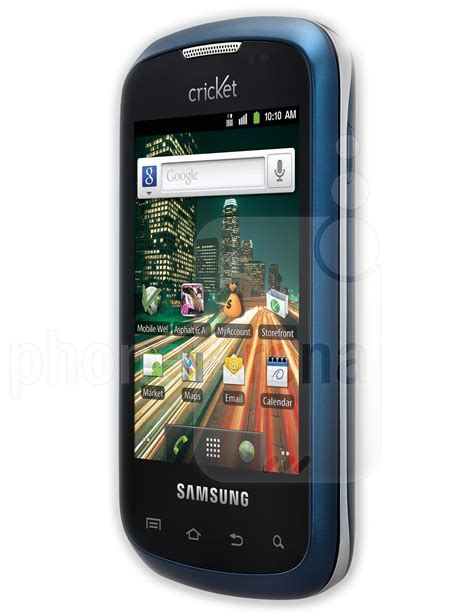 Huawei Ascend Bluetooth WiFi Android PDA Phone Cricket