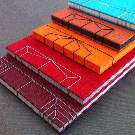 beautiful Japanese bookbinding by gazelle