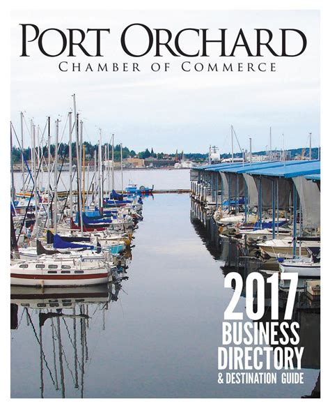 Business Special Section - 2017 Port Orchard Chamber